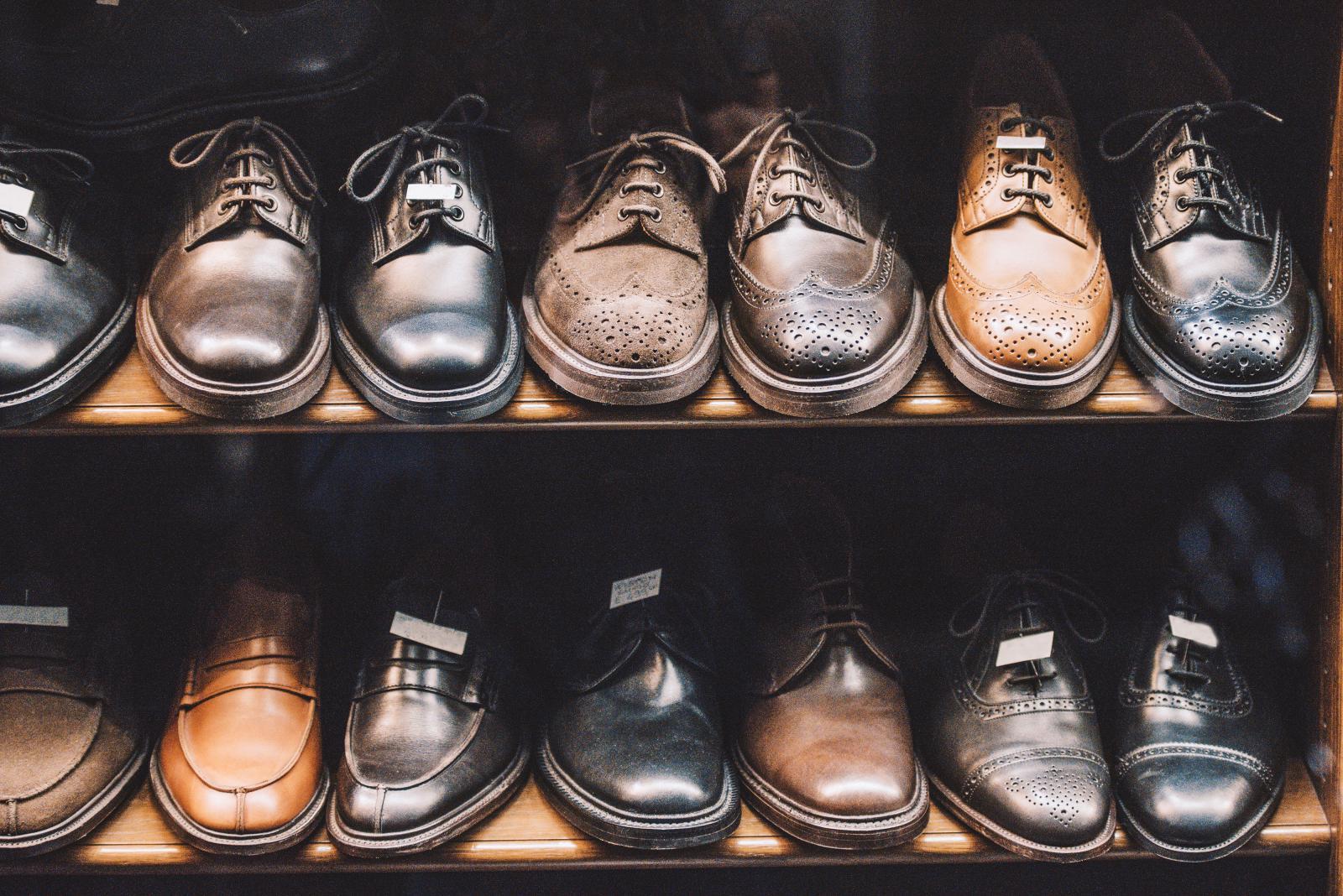 Scarpe artigianali da uomo